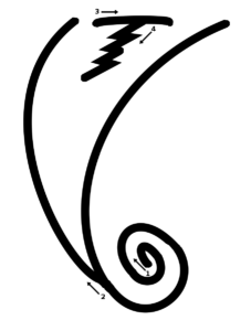 dumo symbole du maître reiki tibétain