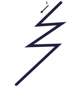 raku, symbole du reiki tibétain